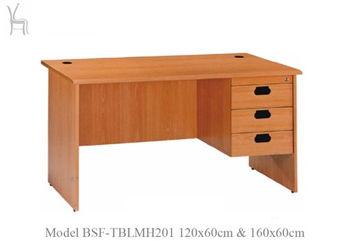 Office Table With Side
