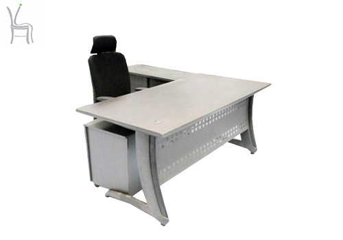Office Table With Side Table · Model BSF FTFZ85T01